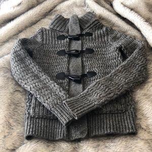 EUC - LOFT Cableknit Sweater